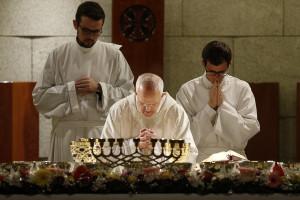 26.03.2016 Vigilia Pascual Santa Catalina de Siena